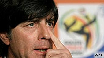 Germany head coach Joachim Loew