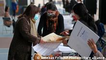 Chile | Wahlen Verfassungsänderung 2021