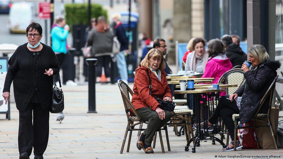 Großbritannien Coronavirus l Lockerungen in Bolton