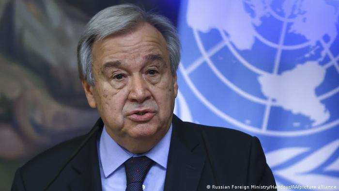 دبیرکل سازمان ملل خواستار پایان فوری درگیریها در خاورمیانه شد