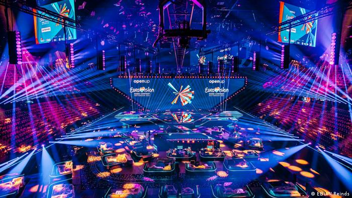 Eurovision Song Contest in Rotterdam 2021