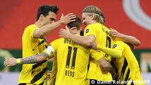 Fussball Bundesliga l 1. FSV Mainz 05 vs Borussia Dortmund - Tor 0:2