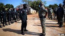 Mosambik I Bernardino Rafael I Polizei
