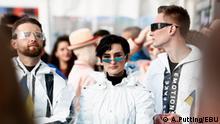 Niederlande I Eröffnung des Eurovision Song Contest 2021 in Rotterdam