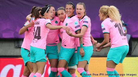Fußball I UEFA Frauen Champions League - Finale I Chelsea vs Barcelona