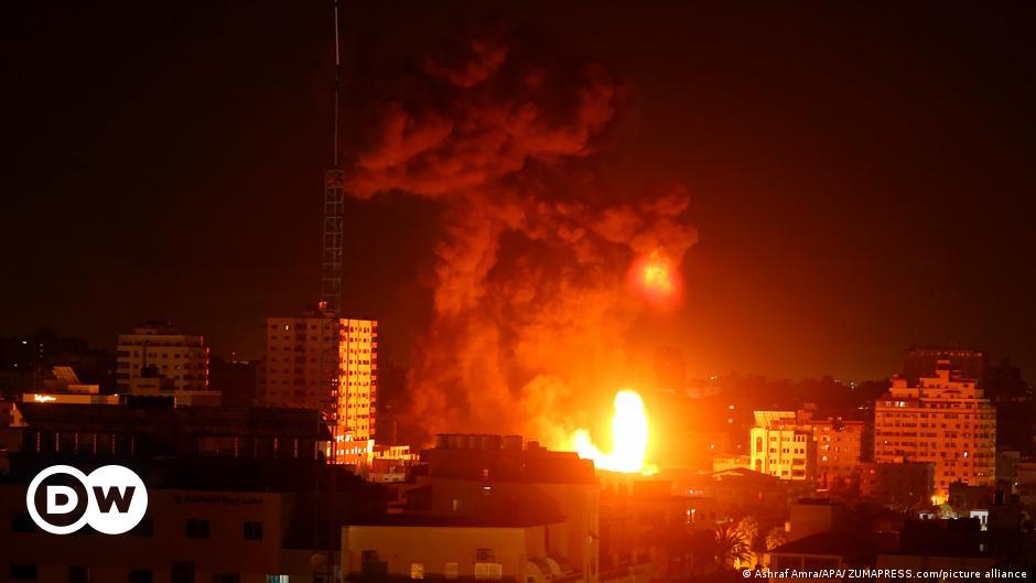 اسرائیل اور غزہ بحران: ہلاکتوں کی تعداد 200 سے متجاوز
