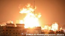 Israel I Angriff im Gazastreifen