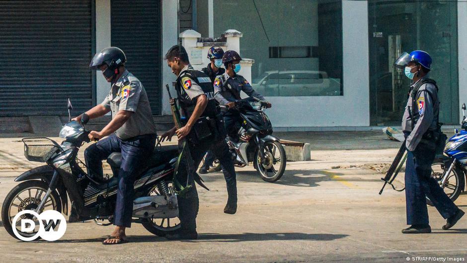 Neue Sanktionen gegen Myanmars Junta