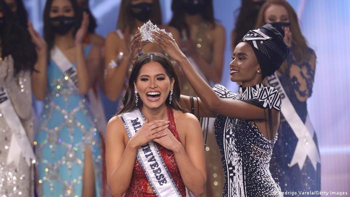 México gana corona de Miss Universo | El Mundo | DW | 17.05.2021