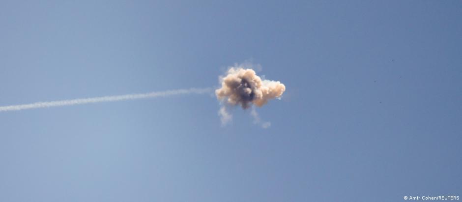 Israel Raketenabwehrsystem Iron Dome