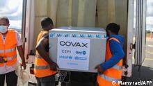 Madagascar Covax