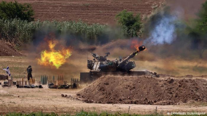 Gewalt zwischen Israel und Gaza