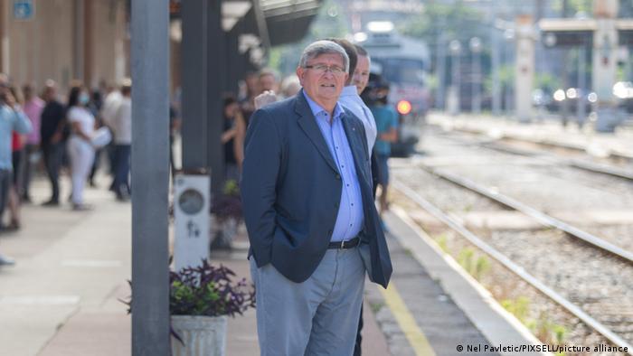 Vojko Obersnel, dosadašnji gradonačelnik Rijeke