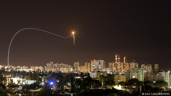 Weltspiegel 17.05.2021 | Nahostkonflikt |Israel Aschkelon, Raketenabwehr Iron Dome
