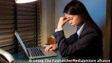 Symbolbild WHO Studie Lange Arbeitswoche erhöht das Risiko tödlicher Erkrankungen