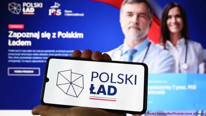 W maju polski rząd przedstawił program gospodarczy Polski Ład na czas po pandemii