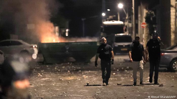 Israel-Palästina Konflikt | Zusammenstöße in Lod