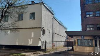 Здание следственного изолятора в Бресте