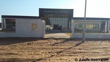 Angola Justizpalast in Mavinga