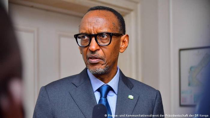 O Presidente do Ruanda, Paul Kagame, é acusado de perseguir e assassinar os seus opositores no estrangeiro