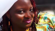 Féenose, Sängerin und Aktivistin gegen Genitalverstümmelung aus Burkina Faso