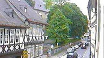 Die Breite Strasse in Goslar