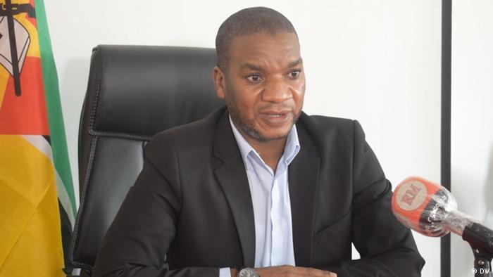 Mosambik Octavio Zilo