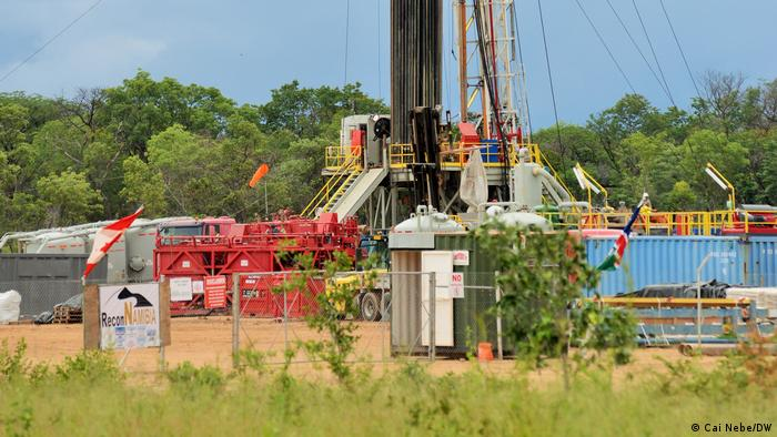 Questions remain over future of Namibian oil discovery | Africa | DW |  17.05.2021