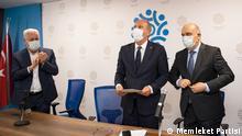 Türkei | Memleket Partisi |neue Partei von Muharrem Ince