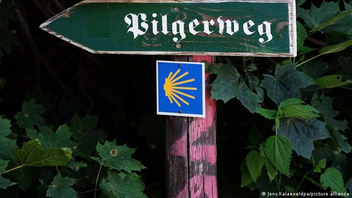 Шляхи Святого Якова у Німеччині