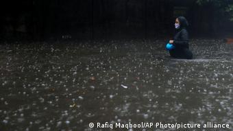 После циклона в Мумбае