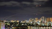Israel I Raketenbeschuß
