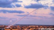 Gaza I Raketenbeschuß