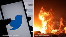 Symbolbild Social Media Nahostkonflikt