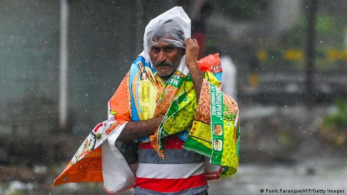 TABLEAU Bildergalerie Indien | Zyklon Tauktae, Mumbai