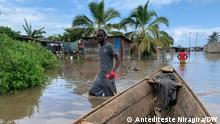 Burundi Überschwemmung in der Gemeinde Gatumba