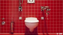 DW MADE Sendung --- Toilet