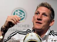 Bastian Schweinsteiger (Foto: AP)