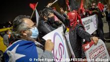 Chile Freude über Wahl zum Verfassungskonvent