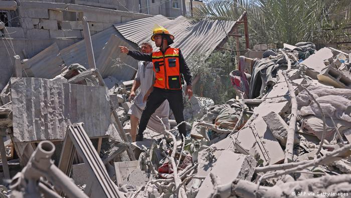 Israel - Palästina I Gaza Konflikt