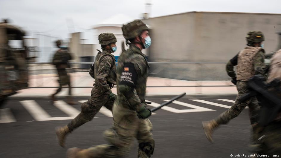 Última hora: descontrol en Giorgini Live Festival obliga a intervenir al Ejército