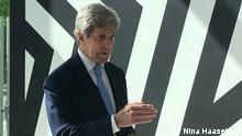 18.05.2021 *** Berlin John Kerry im DW-Interview