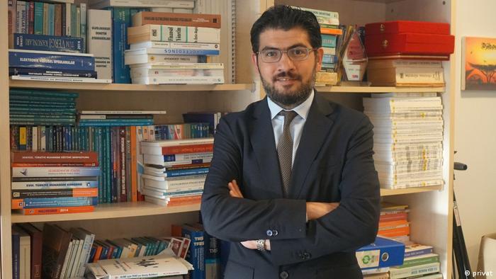 İstanbul Ticaret Üniversitesi'den Doç. Dr. Oğuz Demir