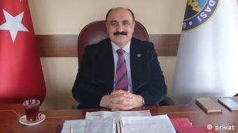 Ankara Kahveciler Odası Başkanı İsa Güven
