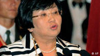 رزا اوتانبایوا الگوئی برای دیکتاتورهای آسیای میانه