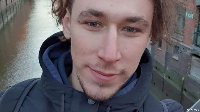 Максим, учится на программе Digital Media университета Бремена (Universität Bremen) и Высшей школы искусств (Hochschule für Künste, HfK)