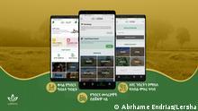 Lersha, Ethiopian start-up which aspires to push agriculture forward through digital solutions Place: Addis Abeba, Ethiopia Date: 18.05.2021