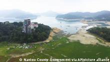 Taiwan Dürre