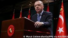 Weltspiegel 19.05.2021 | Türkei Ankara |Recep Tayyip Erdogan, Präsident