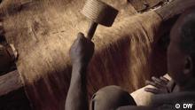 DW Eco Africa - Stoff aus Rinde